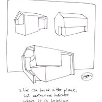 borderline - mit gondol egy építész a rajzról