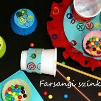 Farsangi színkavalkád