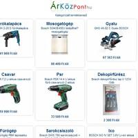 Csak egy gyártó termékei közt keresnél? (1.)