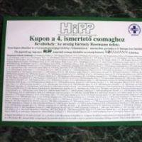 Hipp 4-es csomag