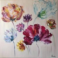 Interjú Mozdény Viktóriával festészetről, színterápiáról