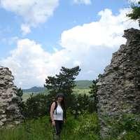 Sámsonháza, Fejérkő vára