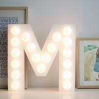 Betűket a falra! DIY