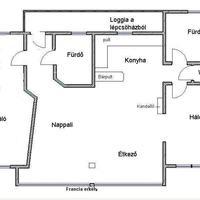 Egy zugligeti lakás belsőépítészeti tervezése