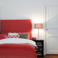 Hogyan használjuk a piros színt a lakberendezésben?