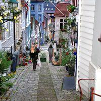 Faházak Norvégiából: Bergen