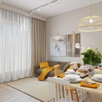 Teremts meleg otthont sárgával!