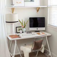 Dolgozószoba: célszerűen, stílusosan
