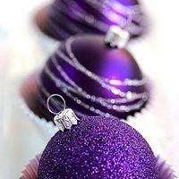 Titokzatos és lila karácsonykor