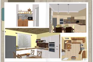 Tervezési tanácsadó 2: konyha