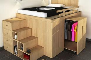 Ruhatárolási ötletek kis lakásban élőknek