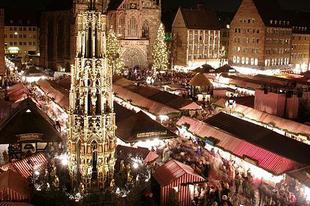 Nürnbergi mézeskalácsos séta + ajándék recept