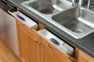 Használj ki minden négyzetcentimétert a konyhában!