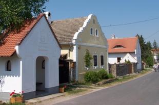 Házak a Balaton-felvidéken