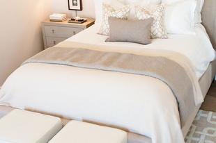Hova kerüljön az ágy, ha kicsi a háló?