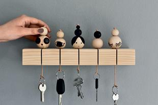 Imádnivaló kulcstartók