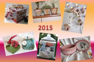 Kreatív naptár 2015-re