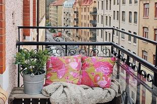Érezd magad jól! Az erkélyen is :)