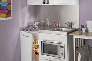 Ha igazán mini a konyha