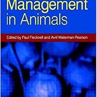 Pain Management In Animals, 1e Ebook Rar