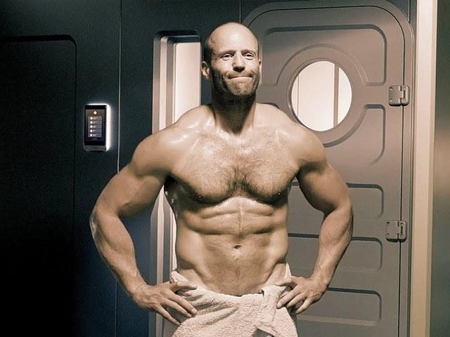 Jason Statham - Legendás fizikum túl az ötvenen
