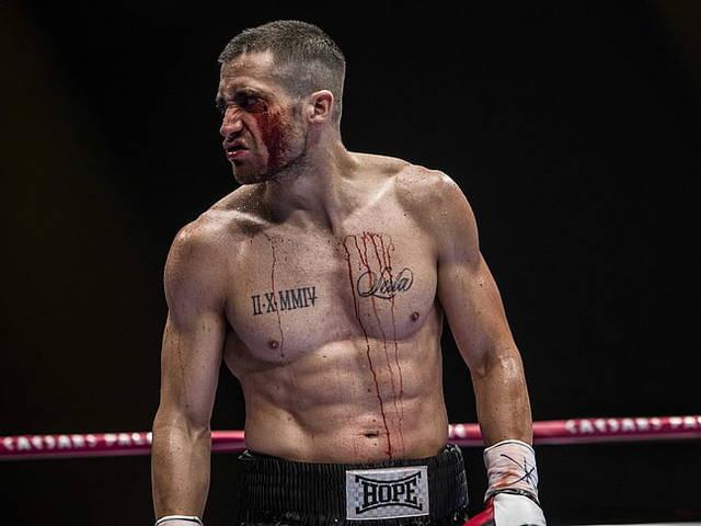 """Jake Gyllenhaal - Ütős edzés a """"Mélyütés""""-re"""