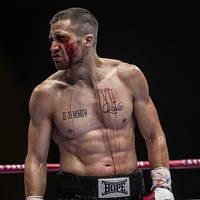 Jake Gyllenhaal - Ütős edzés a