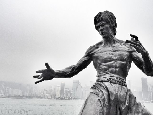Bruce Lee elfeledett edzése: Izometrikus feszítések