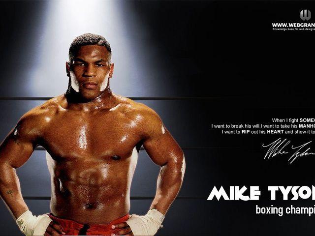 Mike Tyson - A régi iskola bajnoka