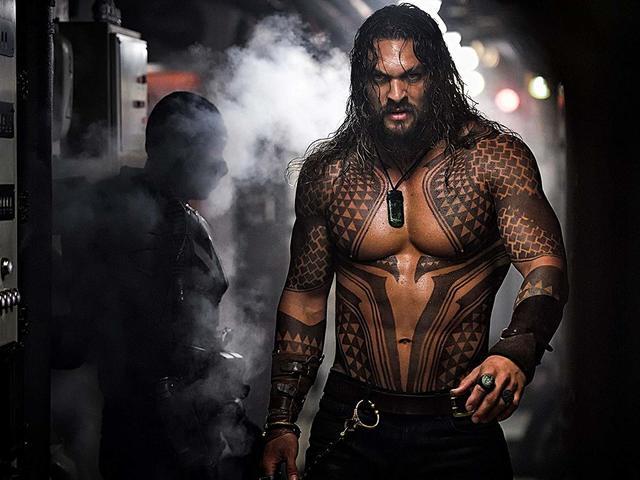 Jason Momoa - Aquaman edzésterv