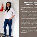 Fogyás természetes módszerekkel ... Happy Diet – Happy Life EXKLUZÍV