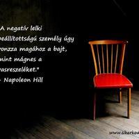 Negatív lelki beállítottság