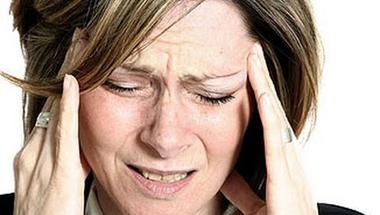 Fejfájás megszüntetése egyszerűen