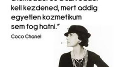 Egy asszony illata - Coco Chanel
