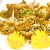Rántott Pitypang Virágok - Recept