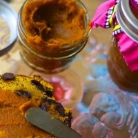 Diétás és fűszeres sütőtök vaj