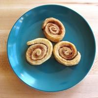 Laktózmentes, Gluténmentes, Paleo csiga tészta recept