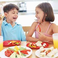 Mennyi kalóriára van szüksége egy gyereknek?