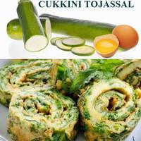 Tojásos Cukkini Reggeli Recept