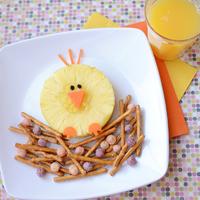 Ananász csirke