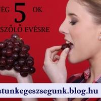 A csodálatos szőlő és élettani hatásai | Még 5 ok a szőlő evésre...