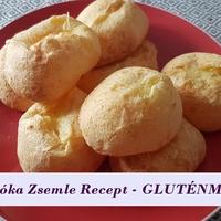 Tápióka Zsemle - Bögrés Recept - Gluténmentes Tápióka Lisztből