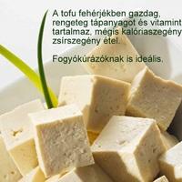 Mia az a tofu? Tofu recept:Szója-csíra saláta tofuval