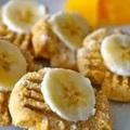 Paleo kókuszos banános keksz recept