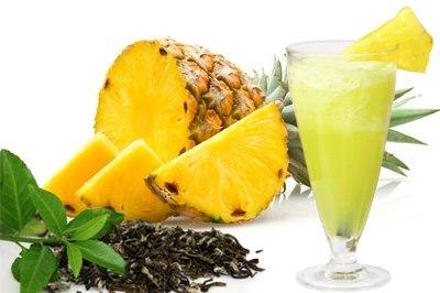 A biztos fogyás titka a zöld tea ananásszal.jpg