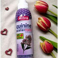 Szeretem a @milvamagyarorszag hajápoló termékeit. A Kinin hajvíz az abszolút kedvencem.