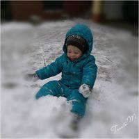❄❤ #snow #havazás #imádta #myboy #family #mindenneljobban #anyavagyok #mommylife #mik #ikozosseg #instahun