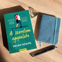 Helen Hoang: A szerelem egyenlete - Könyvajánló