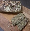 Lenmagos paleo kenyér