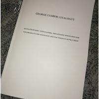 George Cooper: Gyalogút - Könyvajánló